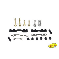 SLOT.IT Spring Suspension Kit - For All Type Of Motor Mounts SICH47B