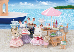 Seaside Birthday Party - SYLVANIAN Families Figures 5207