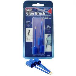 Deluxe Materials Plastic Magic Glue Brush