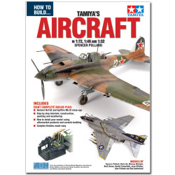 TAMIYA Catalogue How To Build Tamiya Aircraft ADH8