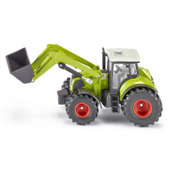 Siku Claas with Front Loader Diecast Model Toy 1979 1:50