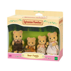 Bear Family - SYLVANIAN Families Figures 5059