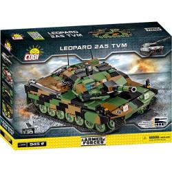 Cobi 2620 Armed Forces Leopard 2AS TVM 1:35 Brick Model Tank 945pcs