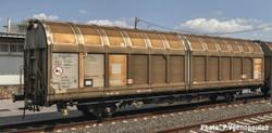 Roco SJ Hbbinss Sliding Wall Wagon VI RC77490 HO Gauge
