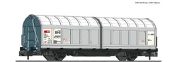 Fleischmann SBB Cargo Hbbillns Sliding Wall Wagon VI FM826253 N Gauge