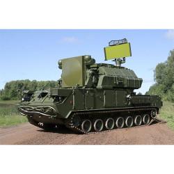 Zvezda 3633 TOR-2M/SA-15 Gauntlet Russian Anti Aircraft Missile System 1:35 Plastic Model Kit