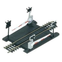 HORNBY Track R645 Single Level Crossing