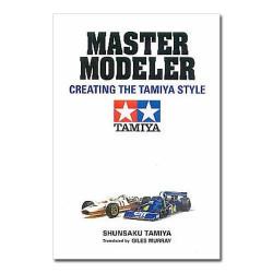 TAMIYA Master Modeller - Creating the Tamiya Style - Book 64280