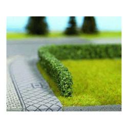 GAUGEMASTER Hedgerow - Dark Green (2 x 500mm) OO Gauge Scenics
