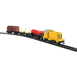 PIKO myTrain Diesel Freight Starter Set HO Gauge 57090