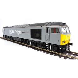 Gaugemaster Class 60 046 'William Wilberforce' DC Rail Freight GM7240202 O Gauge
