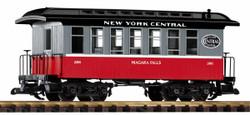 Piko NYC Wooden Coach 286 G Gauge 38650