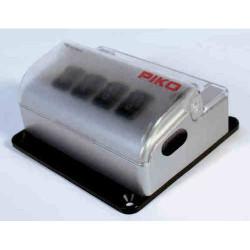 PIKO Weatherproof On/Off Control Box (4 Accessories) G Gauge 35261
