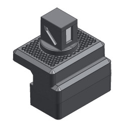 PIKO G-Track Lit Point Lantern G Gauge 35266