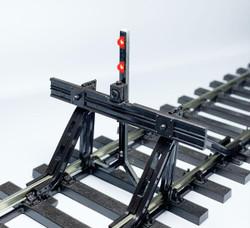 Train Tech O Gauge Buffer Light (1) O Gauge BL3