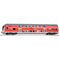 PIKO Hobby DB Regio DBbuzf778 Bi-Level Control Coach VI HO Gauge 57621