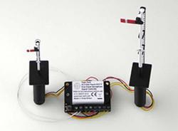 Train Tech DCC Signal Controller - Dual Dapol Semaphore N/HO/OO Gauge TTSC3