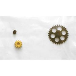 NSR 3/32 32/12 AW 32 Gear & 12 Pinion 3mm Axle Spacer NSR6704