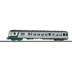 PIKO Expert DB BDnrzf740 2nd Class Control Coach IV HO Gauge 57653