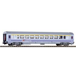 PIKO Hobby PKP IC 1st Class Coach VI HO Gauge 58663