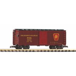 PIKO PRR Steel Boxcar 81374 G Gauge 38825