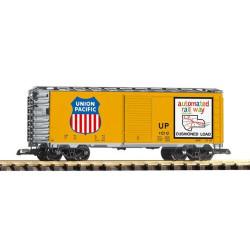 PIKO UP Steel Boxcar 112505 G Gauge 38831