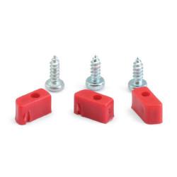 NSR Triangular Support Cups & Screw Kit (3&3) NSR1231