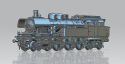Piko Expert DR BR78 Steam Locomotive III HO Gauge 50604