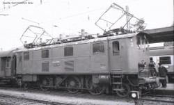 Piko Expert DB E32 Electric Locomotive III (DCC-Sound) PK51412 HO Gauge