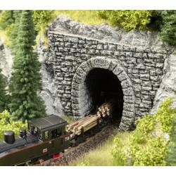 NOCH Single Track Narrow Gauge Hard Foam Tunnel Portal HO Gauge Scenics 58026