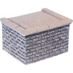 NOCH Small Signal Base Hard Foam Kit HO Gauge Scenics 58304