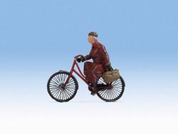 Noch Cyclist Figure O Gauge 17871