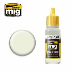 Ammo by MIG Bone Acrylic waterbased colour17ml A.MIG-122