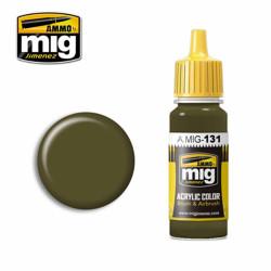 Ammo by MIG Real Idf Sinai Grey 82 Acrylic waterbased colour17ml A.MIG-131