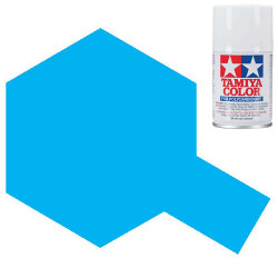 TAMIYA PS-3 Light Blue Polycarbonate Spray Paint 100ml Lexan RC Car Body