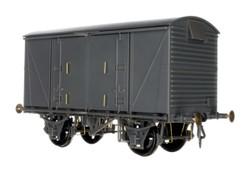 Dapol Vanwide 12t Goods Van Brown B783773 DA7F-049-201 O Gauge