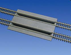 FALLER Inspection Pits (2) Model Kit II HO Gauge 120136