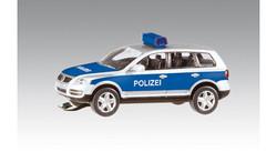 FALLER Car System VW Tourag Police w/ Flashing Light V HO Gauge 161543