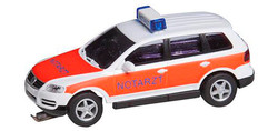 FALLER Car System VW Touraeg Emergency Doctor Vehicle V HO Gauge 161559
