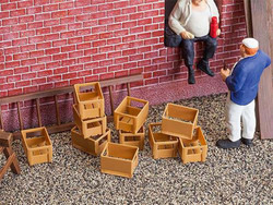 Pola Empty Crates (10) Kit G Gauge PO333208