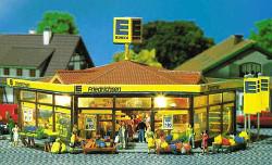 Faller Edeka Local Mini Market Building Kit IV N Gauge 232205