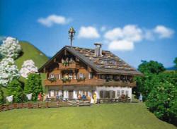 Faller Alpine Farm Building Kit II N Gauge 232232