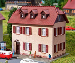 Faller Two Storey Home with Shutters Building Kit III N Gauge 232328