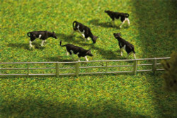 Faller Fence System for Stalls and Open Stable Farm Kit 300mm V N Gauge 272408