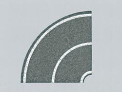 Faller Road Sheets 90 Degree Curve (4) N Gauge 272459