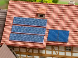 Faller Solar Panels Building Kit N Gauge 272916