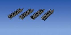 Faller Straight Track Beds (4) Building Kit I Z Gauge 282901