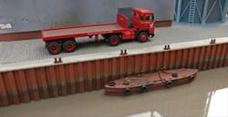 Gaugemaster Fordhampton Dockside Walling Kit OO Gauge GM438