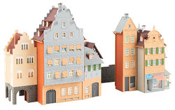 Faller (B-924) Old Town Block Kit FA109924 HO Scale