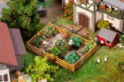 Faller Pleasure Garden Scenic Set FA181276 HO Scale